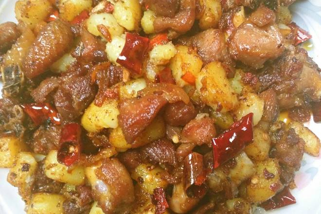 Home Cooking Recipe: A fragrant potato dish is just fine.