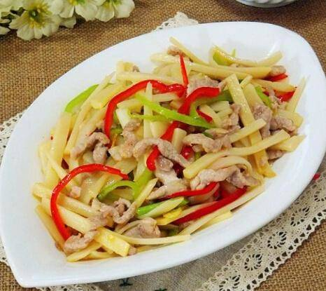 Home Cooking Recipe: A must-eat bamboo shoots for the family