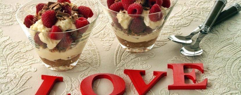 Home Cooking Recipe: A simple, top-grade dessert - Chocolate Mousse Buffy
