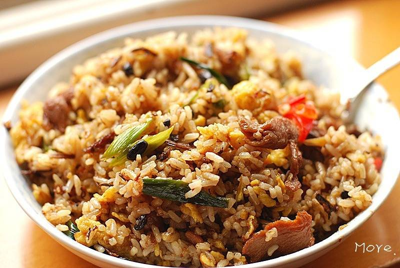 Home Cooking Recipe: a variety of mixed rice and fried rice