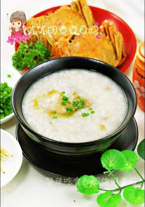 Home Cooking Recipe: Abalone chicken porridge