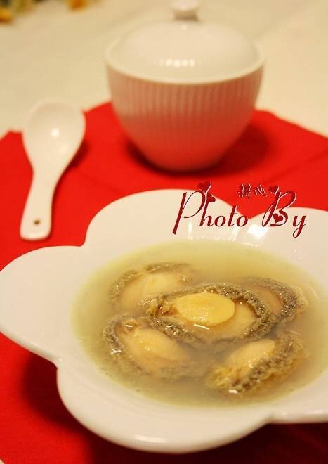 Home Cooking Recipe: Abalone stewed chicken soup