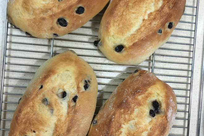Home Cooking Recipe: After baking, move to the grill, let cool to the hand temperature, and immediately put it into the fresh-keeping bag to make the bread soft. Soft method is to make bread, soft ~ ~ ~ ~ soft ~ ~ ~ ~ soft ~ ~ ~ ~ ~
