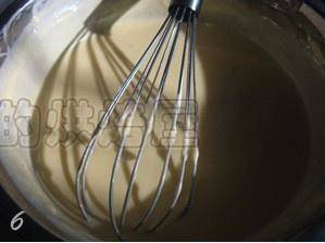 Home Cooking Recipe: After whipping evenly