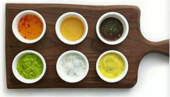 Home Cooking Recipe: All kinds of low fat low calorie salad dressing