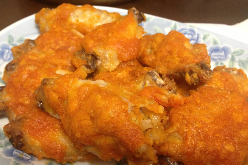 Home Cooking Recipe: American Spicy Chicken Wings - Buffalo Wing