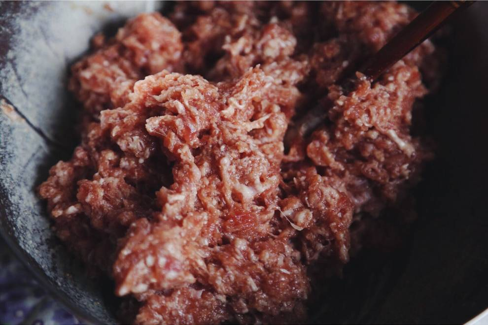 Home Cooking Recipe: And meat filling