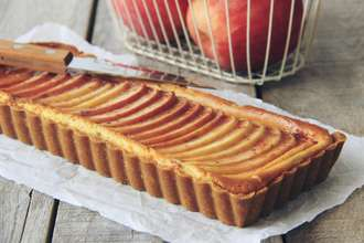 Home Cooking Recipe: Apple Pie Cheesecake