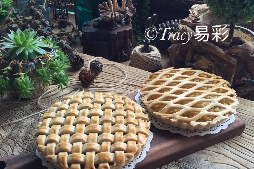 Home Cooking Recipe: Apple Pie (two styles)