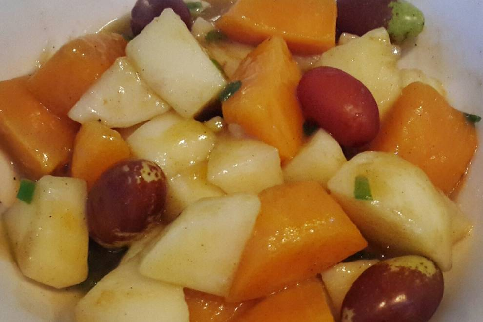 Home Cooking Recipe: Apple squash