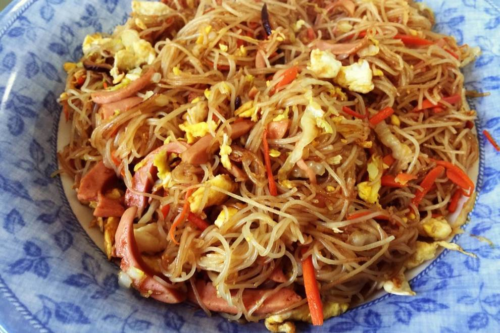 Home Cooking Recipe: Assorted fried rice noodles