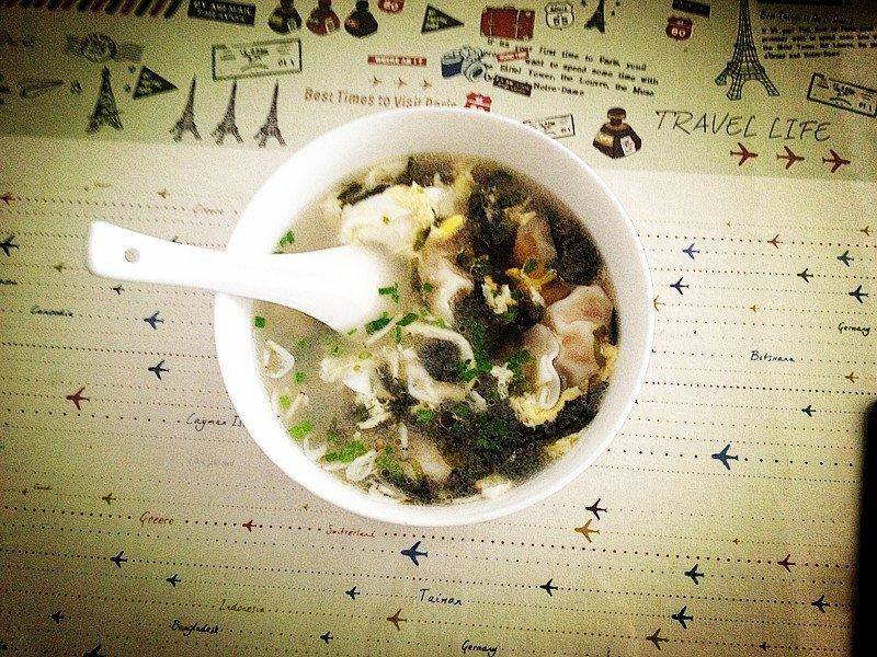 Home Cooking Recipe: =A=Super delicious dumplings or馄饨