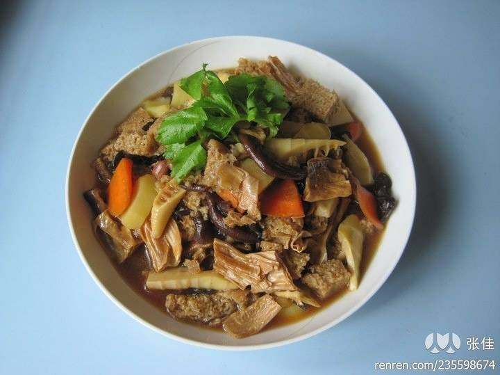 Home Cooking Recipe: Babao Luohanzhai