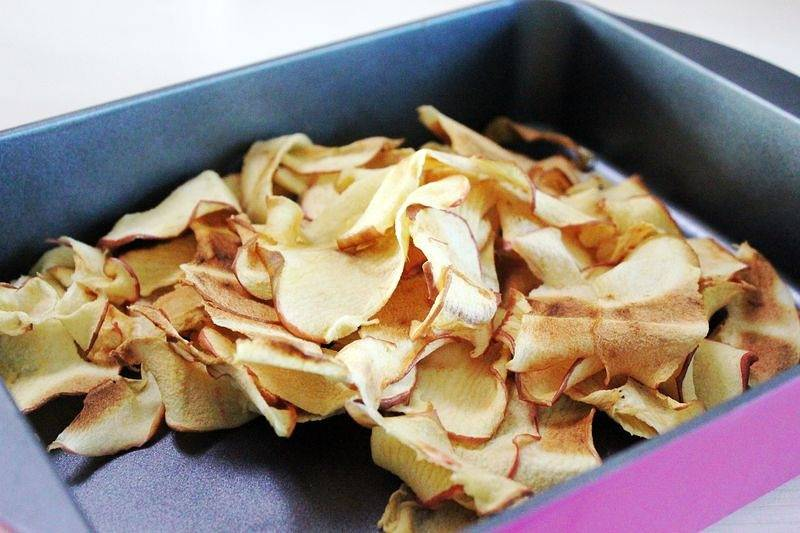 Home Cooking Recipe: Baked apple slices