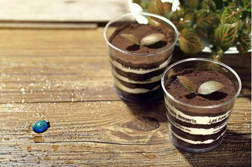 Home Cooking Recipe: Bakingpie-Oreo Mussel Cup