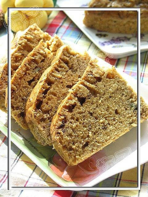 Home Cooking Recipe: Banana cake