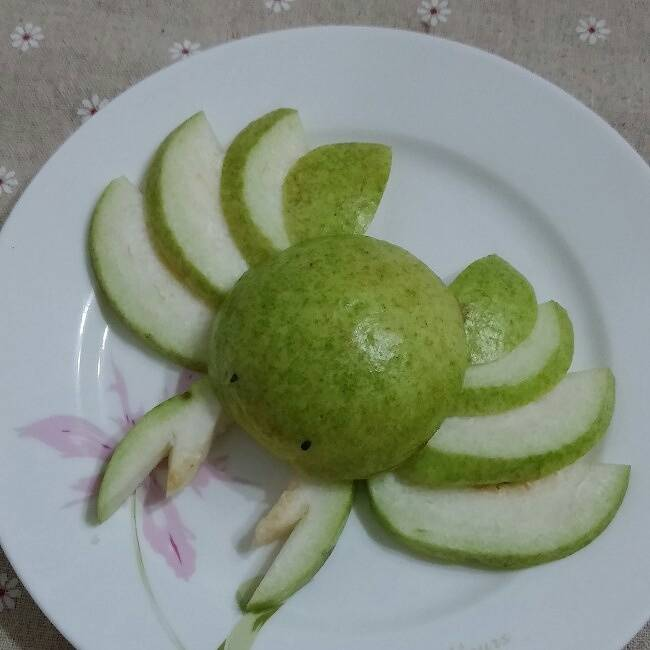 Home Cooking Recipe: Barre Fruit Platter - Smiling Crab