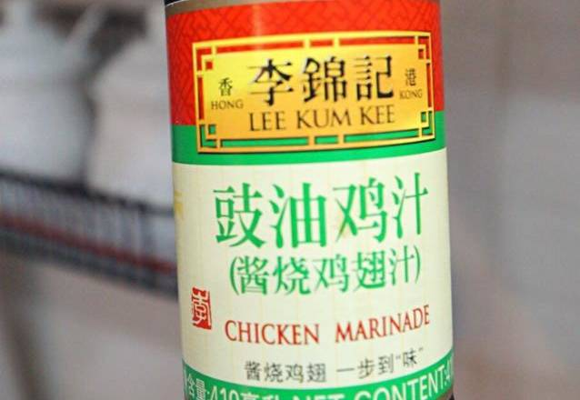 Home Cooking Recipe: Be sure to buy this sauce to burn chicken wings.