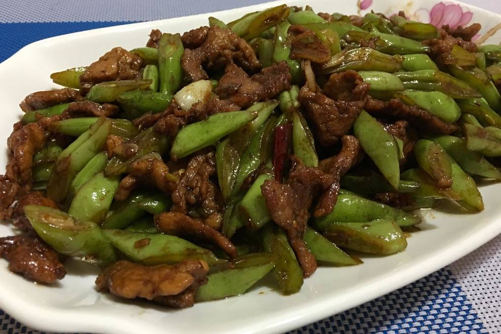 Home Cooking Recipe: Bean fried pork