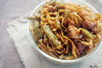 Home Cooking Recipe: Bean noodles