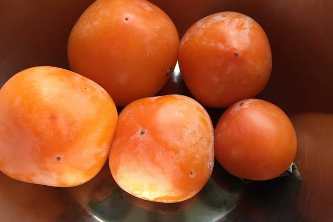 Home Cooking Recipe: Beautiful persimmon
