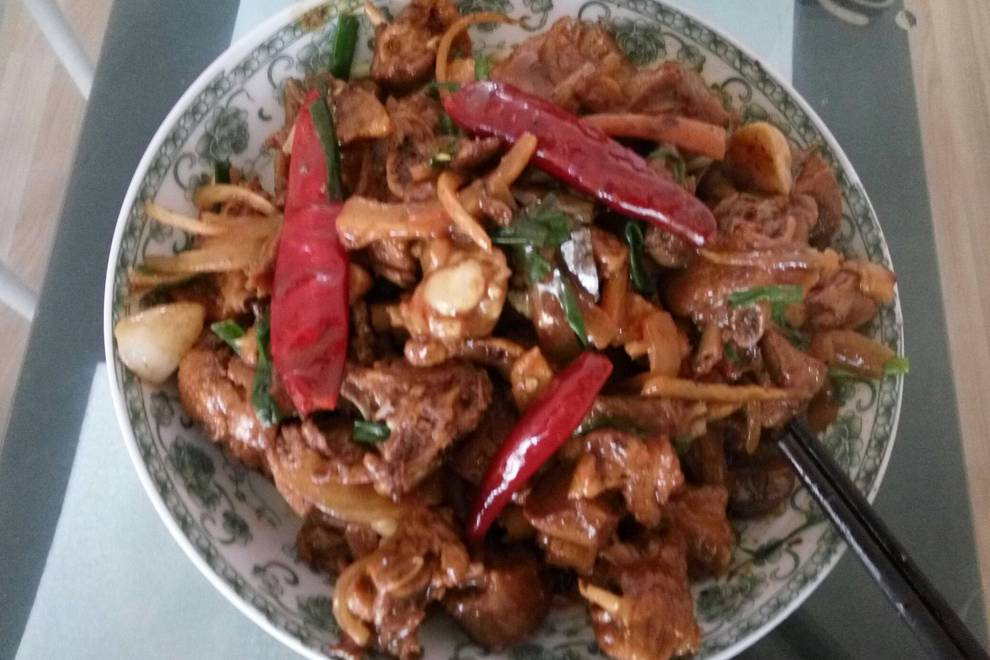 Home Cooking Recipe: Beer sour bamboo shoots