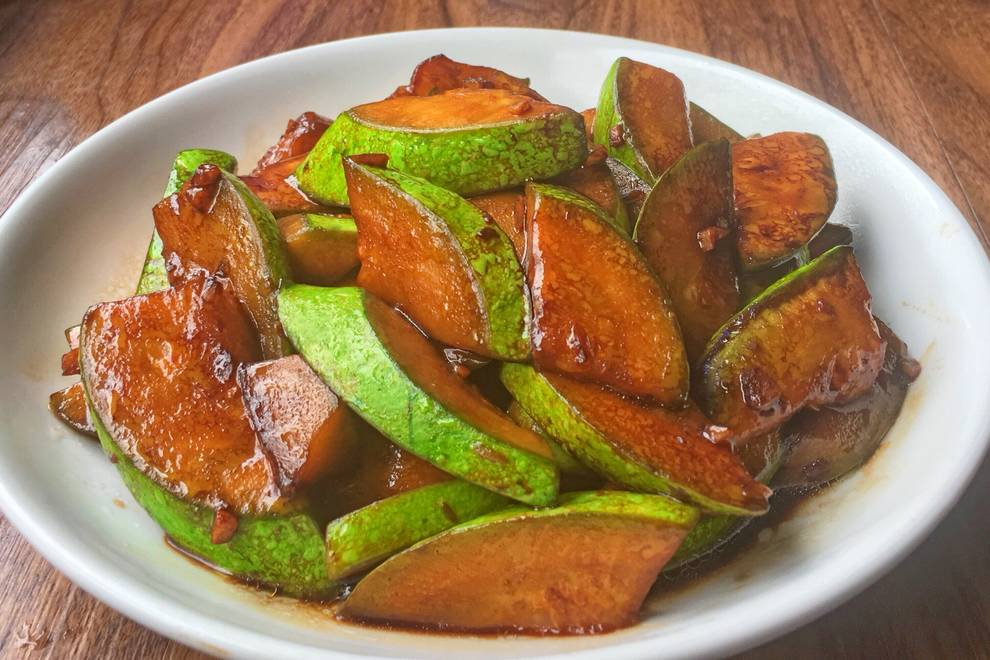 Home Cooking Recipe: Beijing sauce zucchini