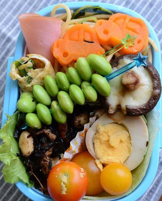 Home Cooking Recipe: Bento-cooked dish