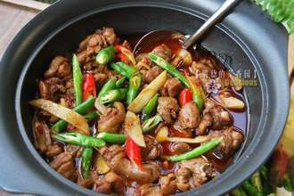 Home Cooking Recipe: Braised duck in casserole