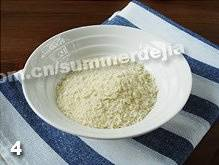Home Cooking Recipe: Bread crumbs in a bowl