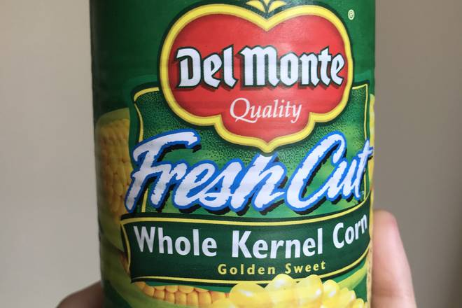 Home Cooking Recipe: Buying Del Monte in Thailand is ready-to-eat corn, and you can buy frozen corn kernels from supermarkets, but cook them with sugar. The average corn granules are not very sweet, I have not tried it. Keep the soup of canned corn and don't throw it.