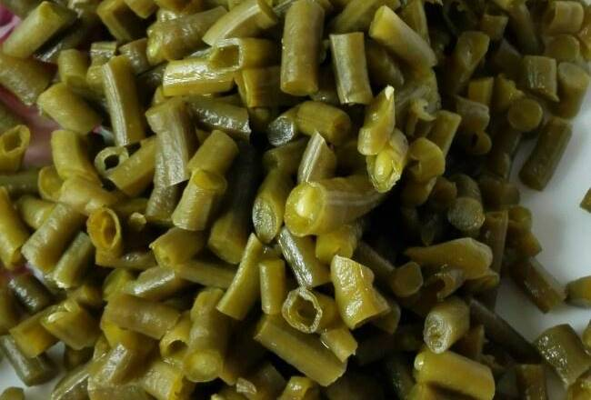 Home Cooking Recipe: Capers diced