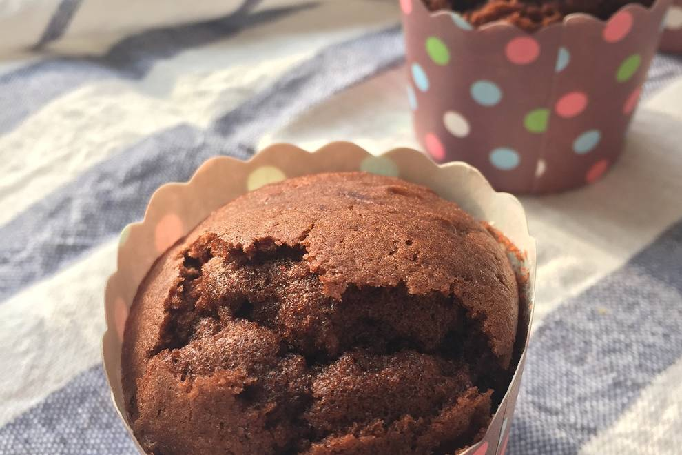 Home Cooking Recipe: Chocolate paper cup hurricane cake