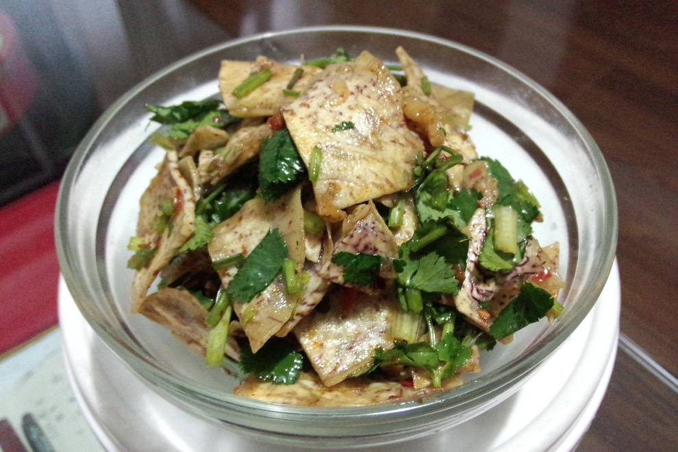 Home Cooking Recipe: Crispy betel nut