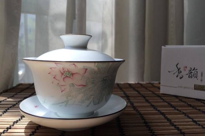 Home Cooking Recipe: Ding kiln white porcelain bowl