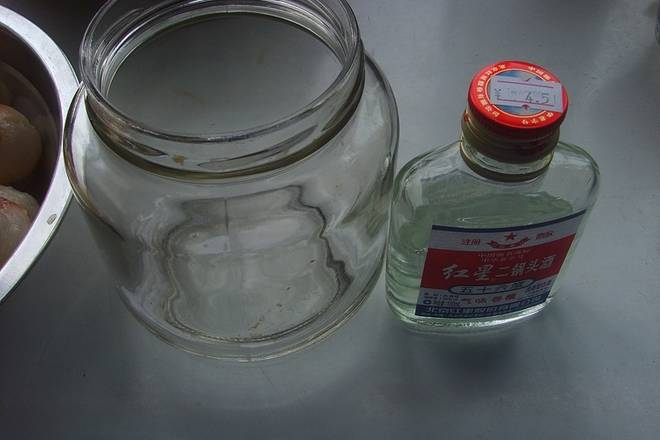 Home Cooking Recipe: Disinfect the jar with high spirits