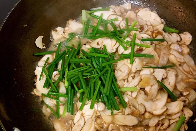Home Cooking Recipe: Do not fry for too long, very cooked, add green onions when cooked.