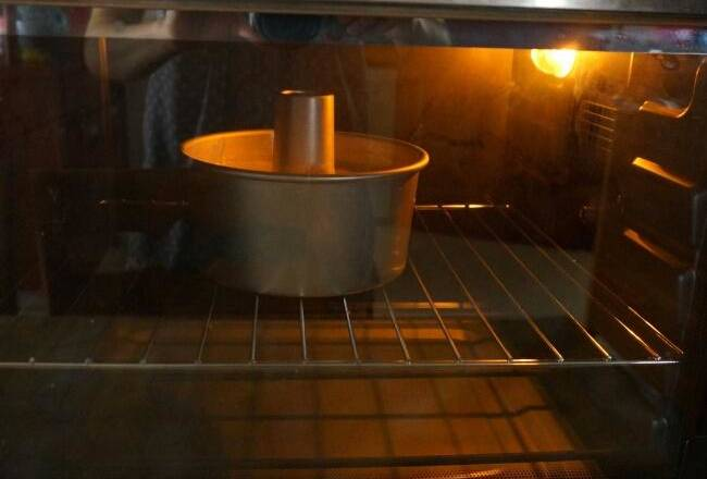 Home Cooking Recipe: Feed in a preheated oven at 165 degrees for 35 minutes.