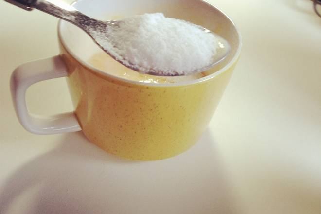 Home Cooking Recipe: Finally put sugar or sugar substitute, I use xylitol