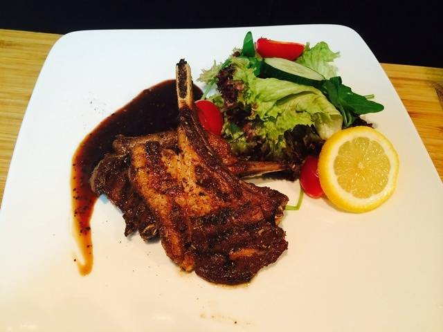 Home Cooking Recipe: French-style fried lamb chops