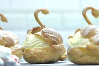 Home Cooking Recipe: French swan puff | a video