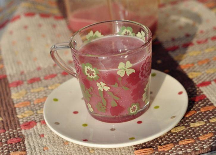Home Cooking Recipe: Freshly squeezed pomegranate juice