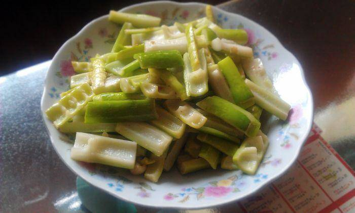 Home Cooking Recipe: Fried bamboo shoots