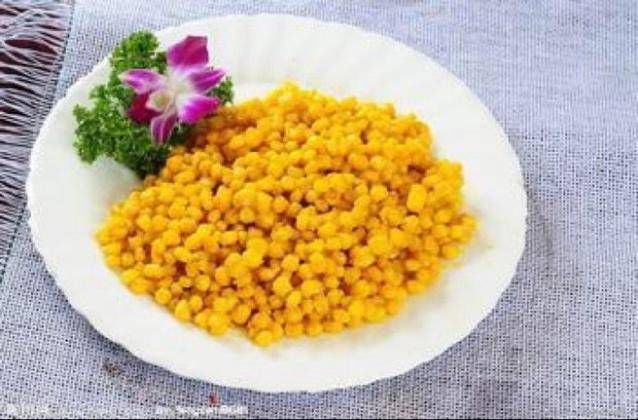 Home Cooking Recipe: Fried corn kernels (simple version)
