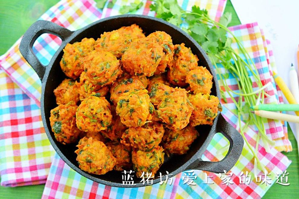 Home Cooking Recipe: Fried meatballs