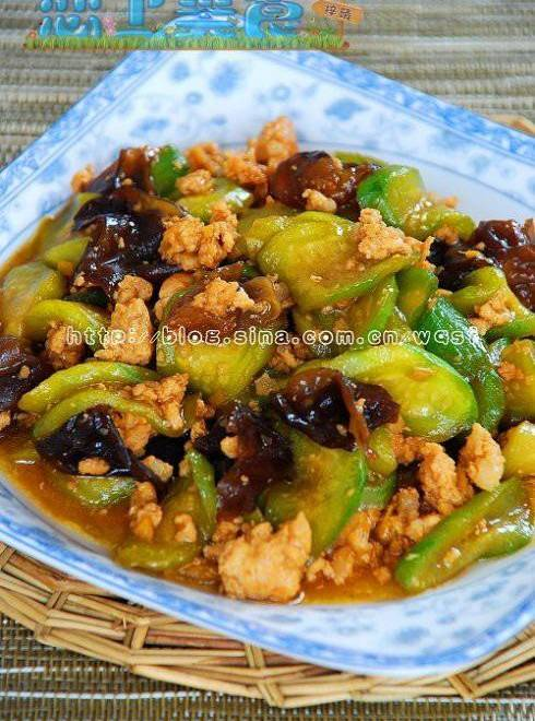 Home Cooking Recipe: Fried minced pork with minced meat