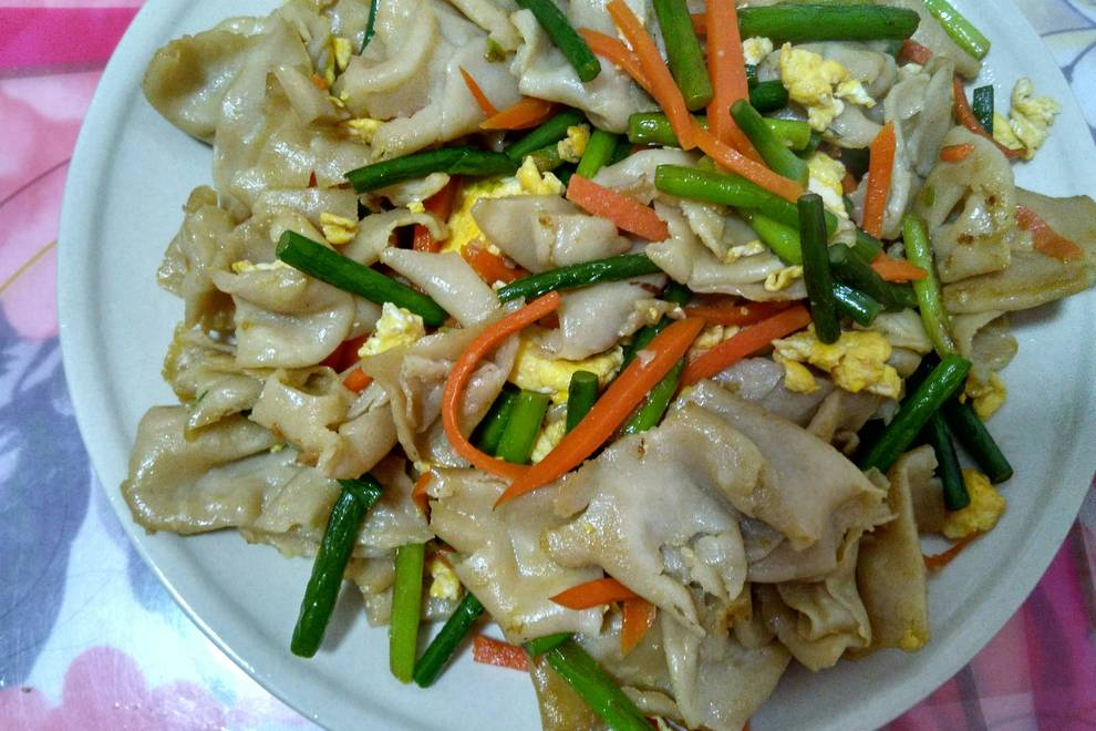 Home Cooking Recipe: Fried noodles