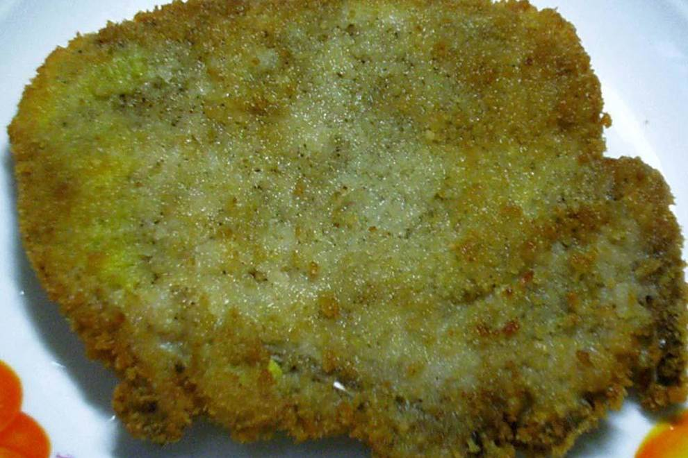 Home Cooking Recipe: Fried pork chops