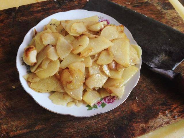 Home Cooking Recipe: Fried potato chips