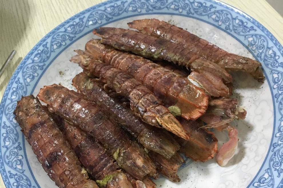 Home Cooking Recipe: Fried prawn
